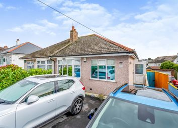 Thumbnail 2 bed semi-detached bungalow for sale in Quarry Park Avenue, Plymstock, Plymouth