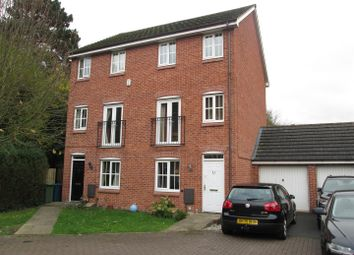 Thumbnail 4 bed property for sale in Pioneer Way, Stafford