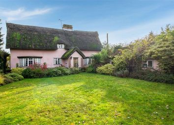 Thumbnail 3 bed detached house for sale in Earls Green, Bacton, Stowmarket, Suffolk