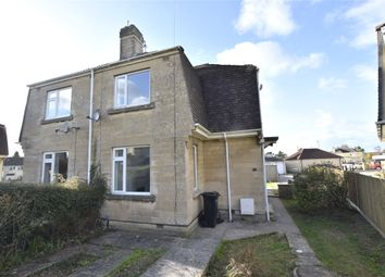 2 bed semi-detached house for sale in Roundhill Park, Bath, Somerset BA2