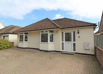 Thumbnail 3 bed detached bungalow for sale in Steventon Road, Drayton, Oxfordshire