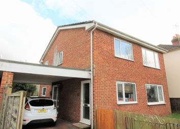 Thumbnail 2 bedroom maisonette for sale in Thorneycroft Avenue, Southampton