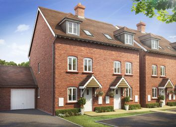 "Thumbnail 3 bedroom end terrace house for sale in ""Padstow"" at West End Lane, Henfield"