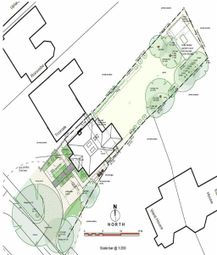 Thumbnail Land for sale in Development Opportunity, Arkley Lane, Arkley, Hertfordshire