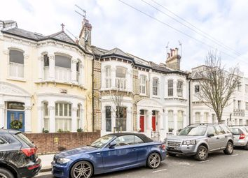 Thumbnail 2 bed terraced house to rent in Gironde Road, London