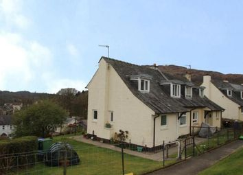 Thumbnail 2 bed semi-detached house for sale in Queens Crescent, Aberfoyle, Stirling, Stirlingshire