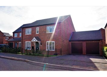 4 bed detached house for sale in Centurion Drive, Kempsey WR5