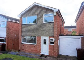 Thumbnail 3 bed detached house for sale in Beton Way, Stafford