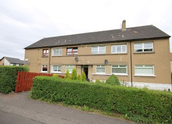 Thumbnail 2 bedroom flat for sale in Langcroft Drive, Cambuslang