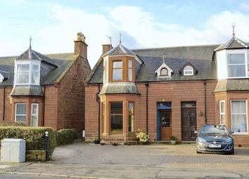 Thumbnail 4 bedroom villa for sale in Castlehill Road, Ayr