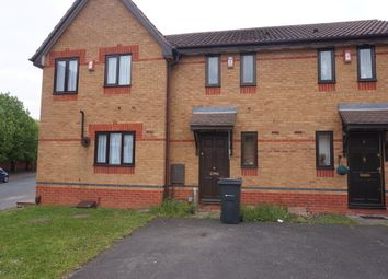 Thumbnail 1 bed terraced house for sale in Salstar Close, Aston, Birmingham