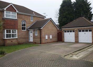 Thumbnail 4 bed detached house for sale in Parkland Drive, Rossington