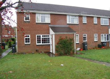 Thumbnail 1 bed flat to rent in Ebourne Close, Kenilworth