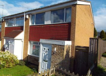 Thumbnail 3 bedroom terraced house to rent in Exe Croft, West Heath, Birmingham