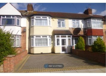 Thumbnail 4 bed terraced house to rent in Tavistock Avenue, Perivale, Greenford