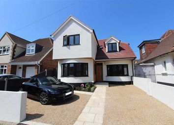 Thumbnail 4 bed detached house for sale in Scarborough Drive, Leigh-On-Sea