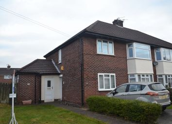 Thumbnail 2 bed flat for sale in Moorhey Road, Maghull, Liverpool