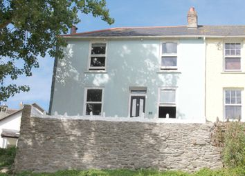 Thumbnail 2 bed end terrace house to rent in Fairview Place, Falmouth