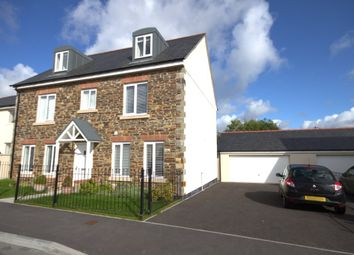 Thumbnail 6 bed detached house for sale in Penwethers Crescent, Truro