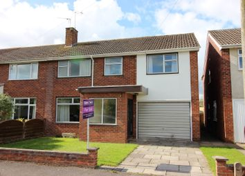 Thumbnail 5 bed semi-detached house for sale in Severn Drive, Thornbury