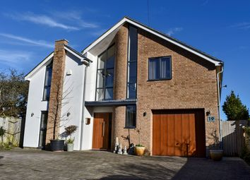 Thumbnail 4 bed detached house for sale in South Street, Pennington, Lymington