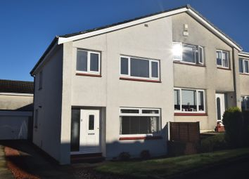 Thumbnail 3 bed semi-detached house for sale in Berriedale, Glasgow