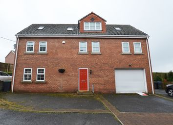 Thumbnail 4 bed detached house for sale in The Courtyard, Craghead, Stanley