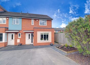 Ridgway Street, Manchester M40. 3 bed semi-detached house for sale