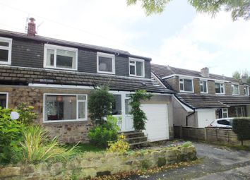 Thumbnail 5 bed semi-detached house to rent in School Lane, Addingham, Ilkley