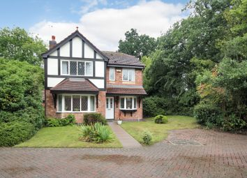 4 bed detached house for sale in Barbers Lane, Catherine-De-Barnes, Solihull B92