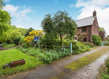 Thumbnail 3 bed semi-detached house for sale in Marton Lane, Gawsworth, Macclesfield, Cheshire