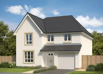 "Thumbnail 4 bedroom detached house for sale in ""Cullen"" at Oldmeldrum Road, Inverurie"
