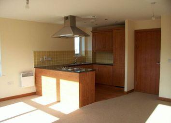 Thumbnail 2 bedroom flat to rent in Pooleys Yard, Ipswich