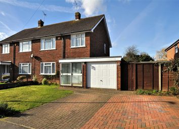 3 bed semi-detached house for sale in Albemarle Road, Willesborough, Ashford, Kent. TN24