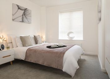 "Thumbnail 2 bed flat for sale in ""Alverton"" at Southern Cross, Wixams, Bedford"