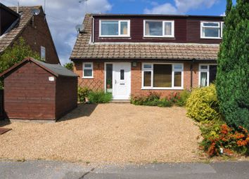Thumbnail 3 bed semi-detached house for sale in Sunnybank, Red Post Bridge, Andover