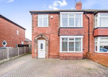 Thumbnail 3 bed semi-detached house for sale in Zetland Road, Town, Doncaster