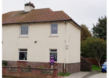 Thumbnail 1 bed flat for sale in Waterloo Road, Prestwick