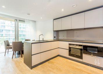 Thumbnail 2 bedroom flat to rent in Aurora Gardens, Battersea Power Station, Battersea, London