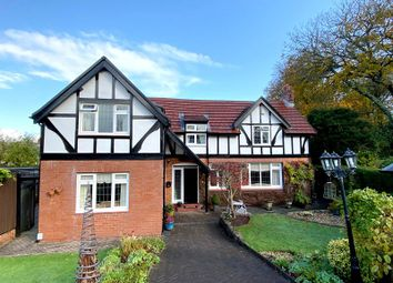 Thumbnail 3 bed detached house for sale in Rookwood Close, Neath, Neath Port Talbot.