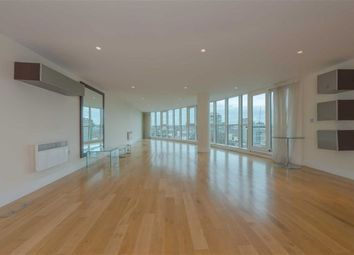 Thumbnail 3 bed flat to rent in Hamilton House, St George Wharf, Vauxhall, London