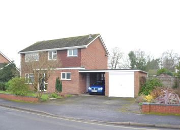 Thumbnail 4 bed detached house for sale in Rectory Close, Tadley