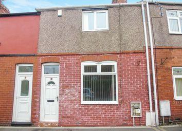 Thumbnail 2 bed terraced house for sale in St. Nicholas Terrace, Easington, Peterlee
