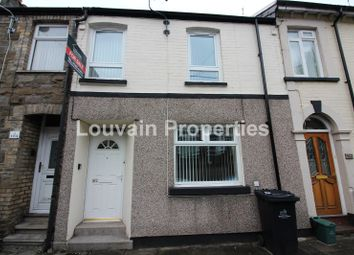 Thumbnail 3 bed terraced house for sale in Alma Street, Brynmawr, Ebbw Vale, Blaenau Gwent.