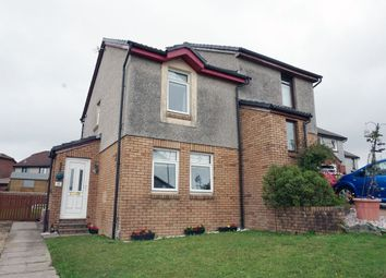 Thumbnail 2 bed semi-detached house for sale in Tweed Street, Gardenhall, East Kilbride