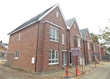 Thumbnail 4 bed town house for sale in Penfold Road, Felixstowe