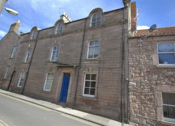 Thumbnail 2 bed flat for sale in Tweed Street, Berwick-Upon-Tweed, Northumberland