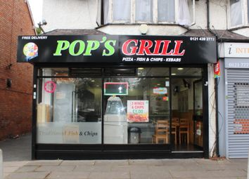 Thumbnail Restaurant/cafe to let in Highfield Road B28, Birmingham,