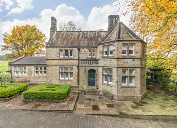 Thumbnail 4 bed detached house for sale in Moor Park, Beckwithshaw, Harrogate