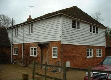Thumbnail 3 bed barn conversion to rent in Mill House, Bethersden, Kent